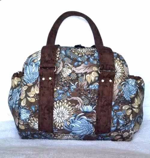 Judith's Quarter Moon Lunar bag!