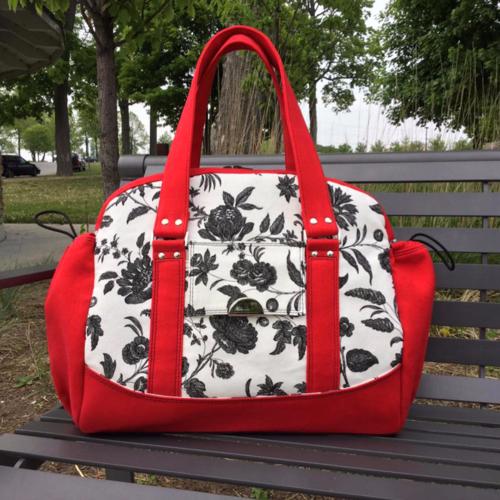 Natalie's Half Moon Lunar bag