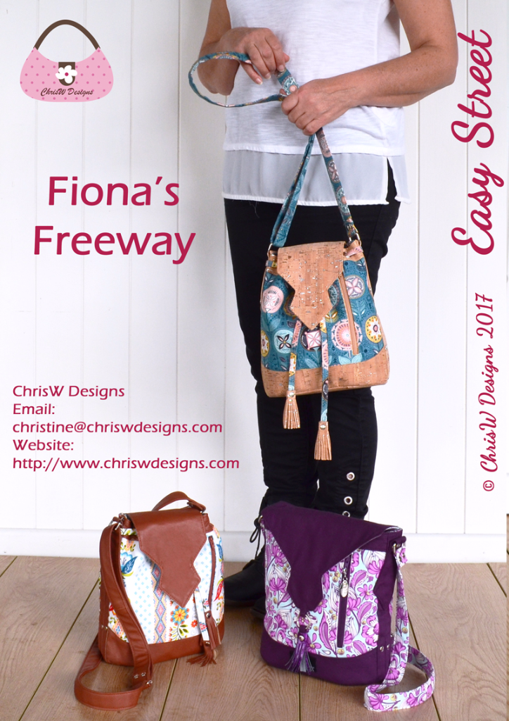 Fiona's Freeway - A ChrisW Designs Easy Street Pattern