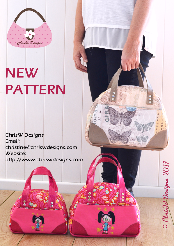 ChrisW Designs NEW Pattern Release!