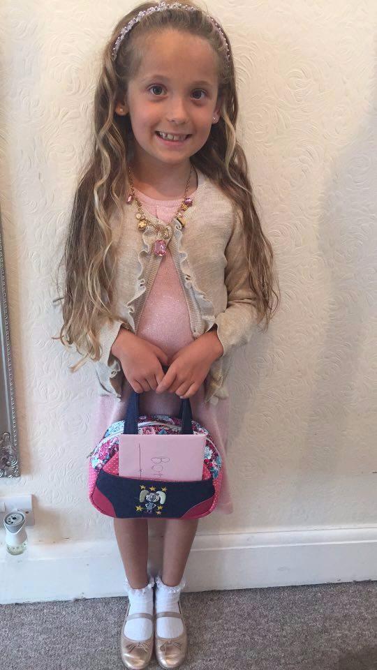 Lisa's Granddaughter Emily