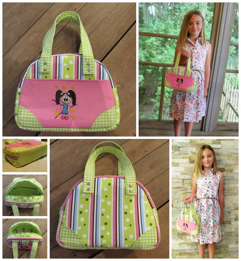 Barbara's Small Bodacious Bowler Bag