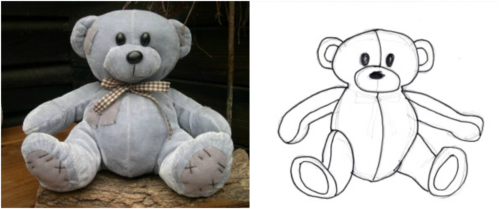 Teddy Collage