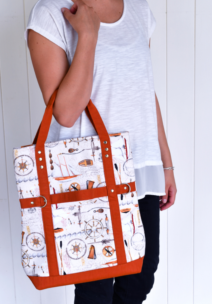 Gabbie's Grove by ChrisW Designs - A PDF Bag Sewing Pattern