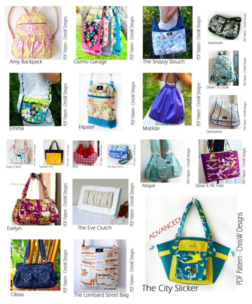 My Bag Patterns