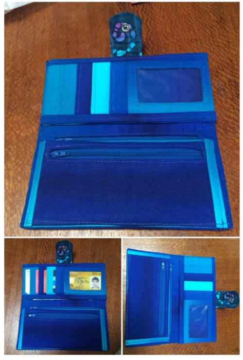 Deidre's Pick A Pocket Wallet