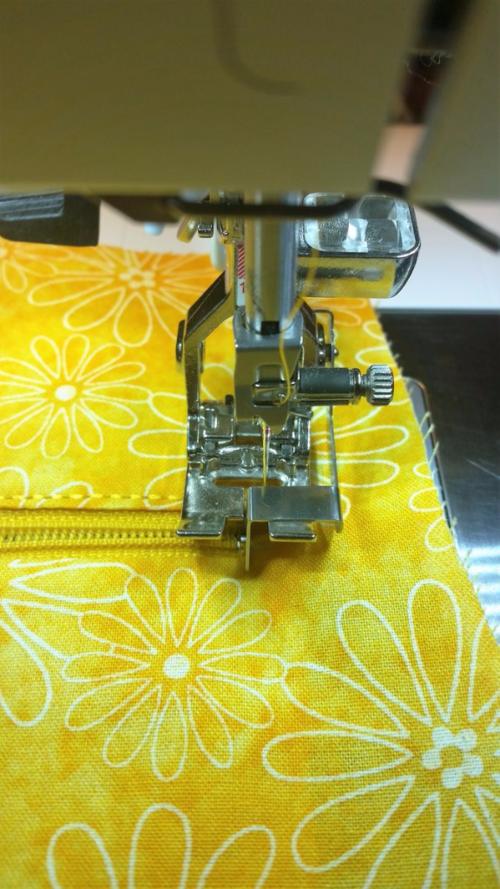Top-stitching 7