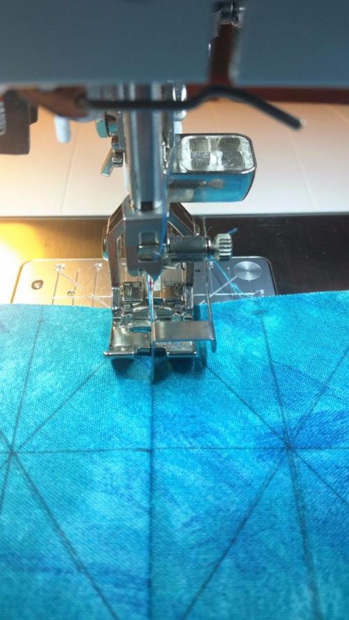 Top-stitching 10