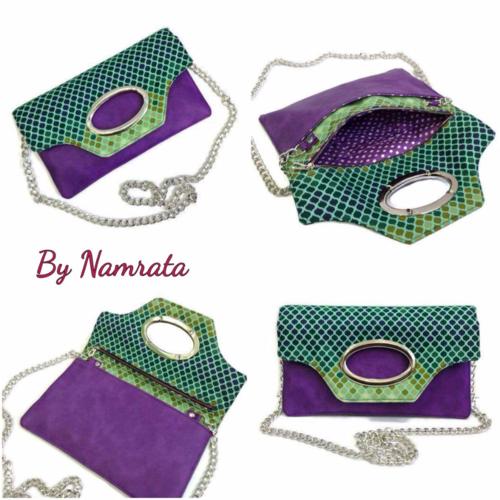Namrata's Chloe's Court Clutch
