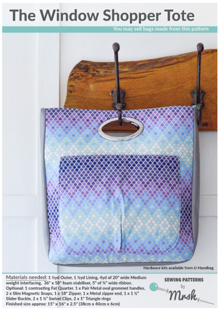 Window Shopper Tote Bag