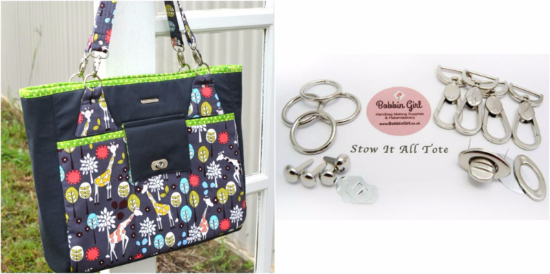 Stow it All Tote & Hardware Kit