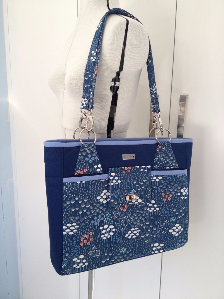 Stow It All Tote by Ellen