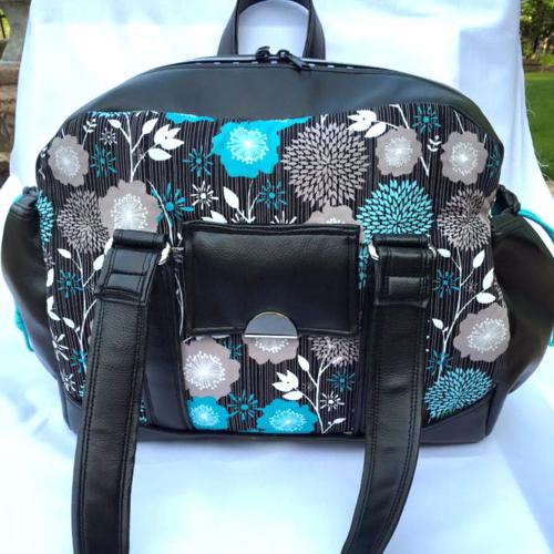Pat's Half Moon Lunar bag.