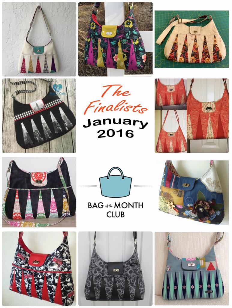 January Finalists
