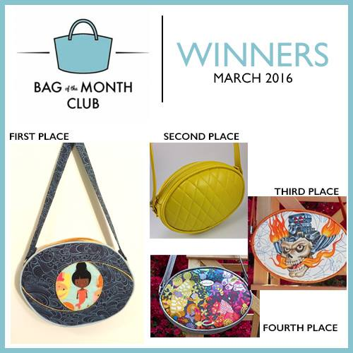 March winners
