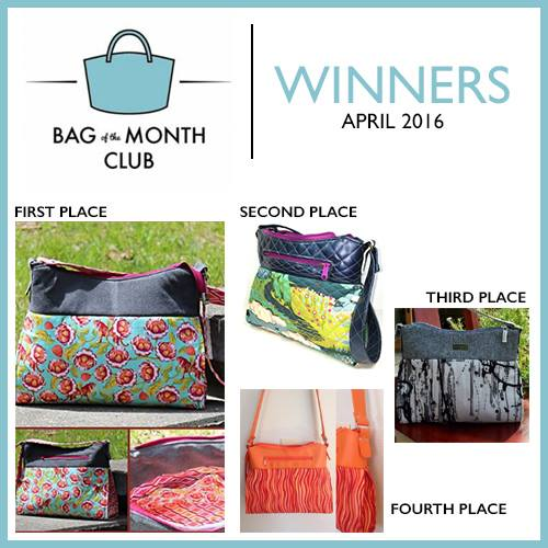 April winners