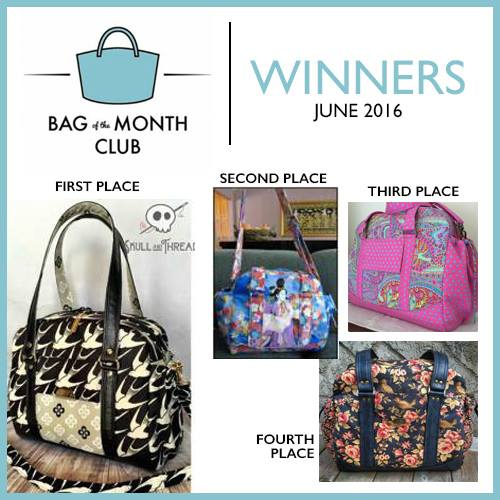 June Winners