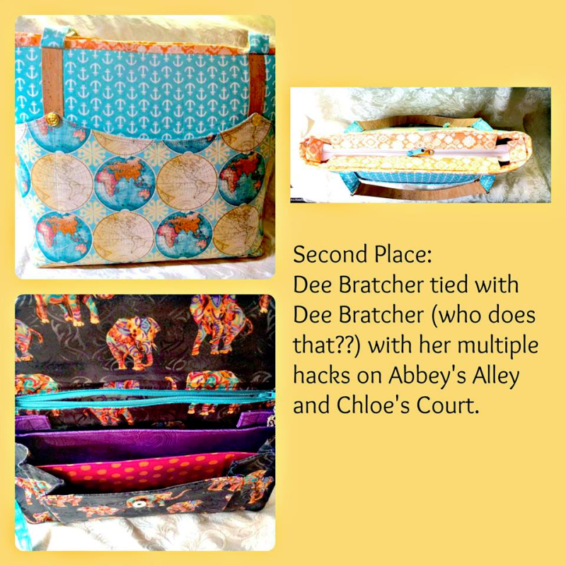 Second Place - Dee Bratcher