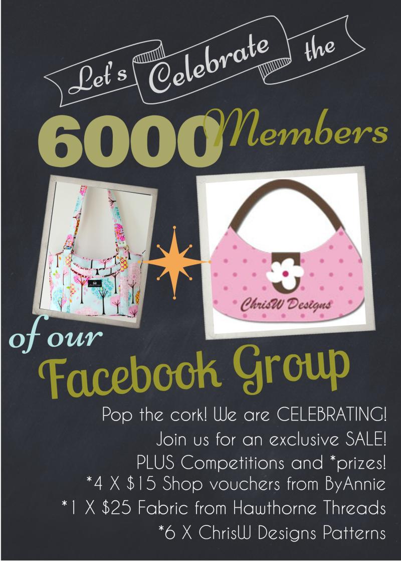 6000 members rectangle