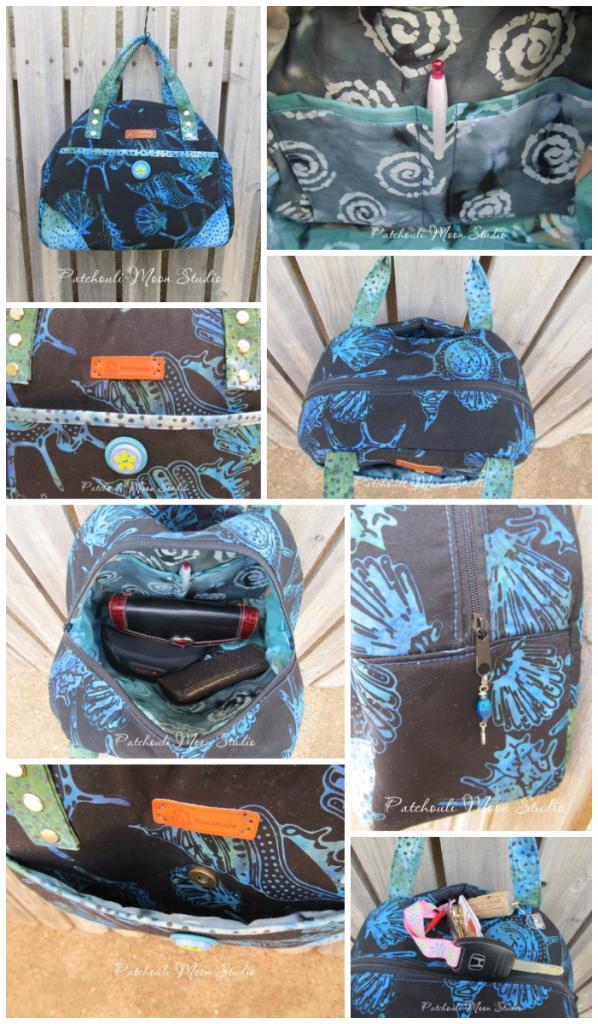 Daryl's Large Bodacious Bowler Bag
