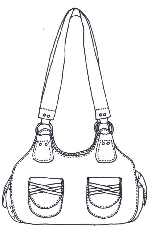 Abigail - a PDF bag sewing pattern by ChrisW Designs