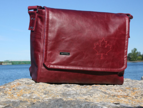 Messenger Bag by Natalie of Carry Hers By Natalie