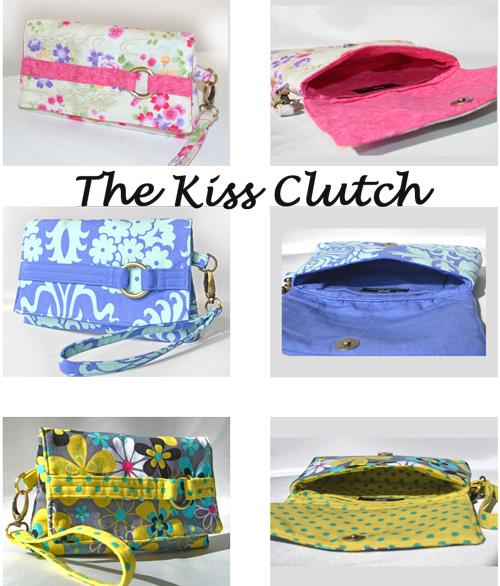 The Kiss Clutch