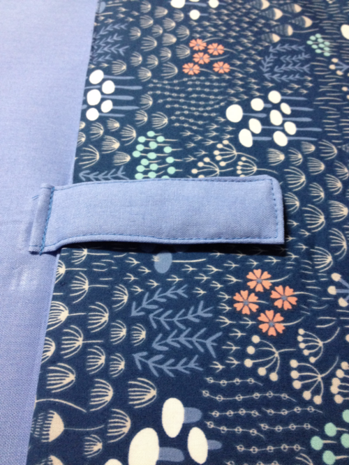 Stow It All expandable Pocket pattern hack by Ellen