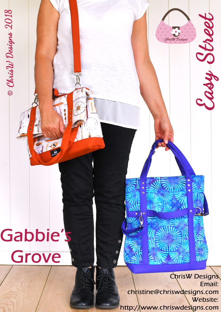 Gabbie's Grove - A ChrisW Designs Easy Street Sewing Pattern