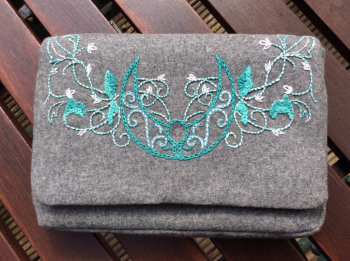 Eve Clutch by Karen - A ChrisW Designs PDF Sewing Pattern