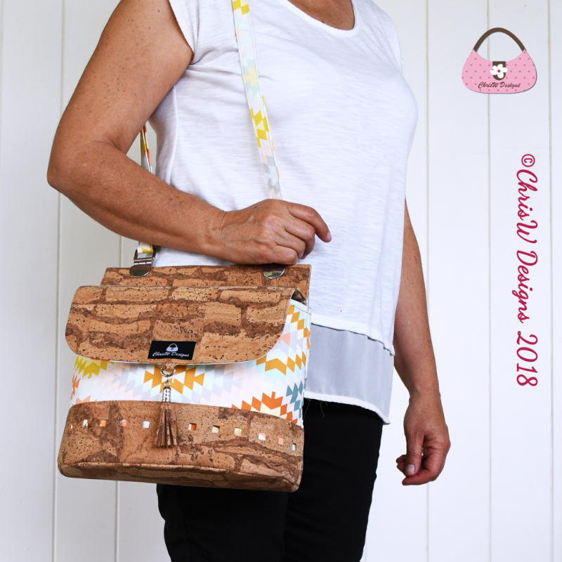 The Podium - A ChrisW Designs PDF Sewing Pattern