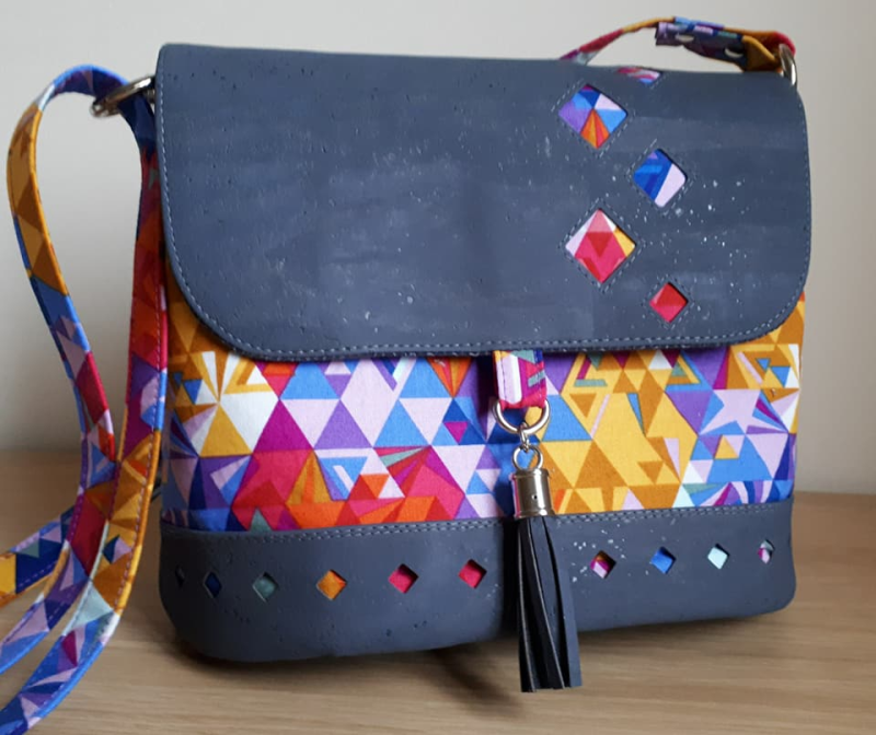 Leanne's Podium - A ChrisW Designs Bag Sewing Pattern
