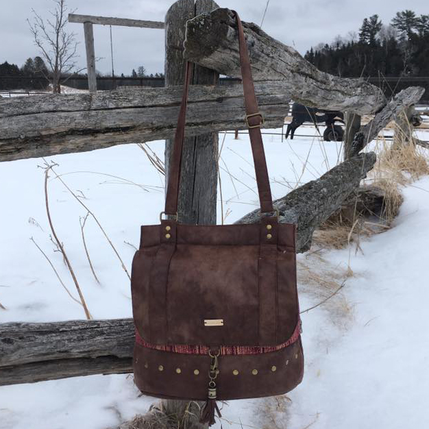Rancher's Podium - A ChrisW Designs Bag Sewing Pattern
