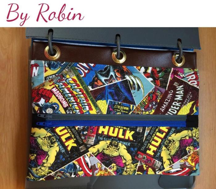 Robin's Gemini Pouch