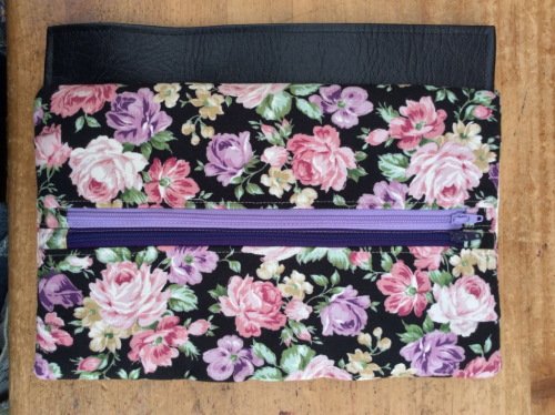 Gemini Pouch - A FREE ChrisW Designs sewing pattern