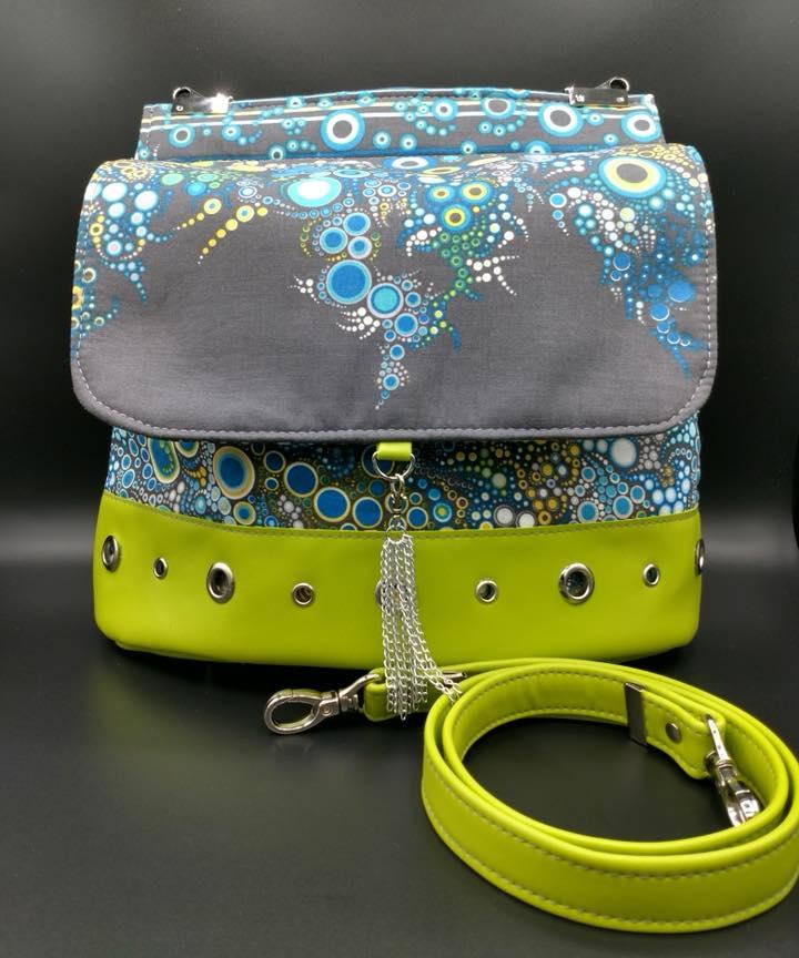 Cheryl's Podium - A ChrisW Designs Bag Sewing Pattern