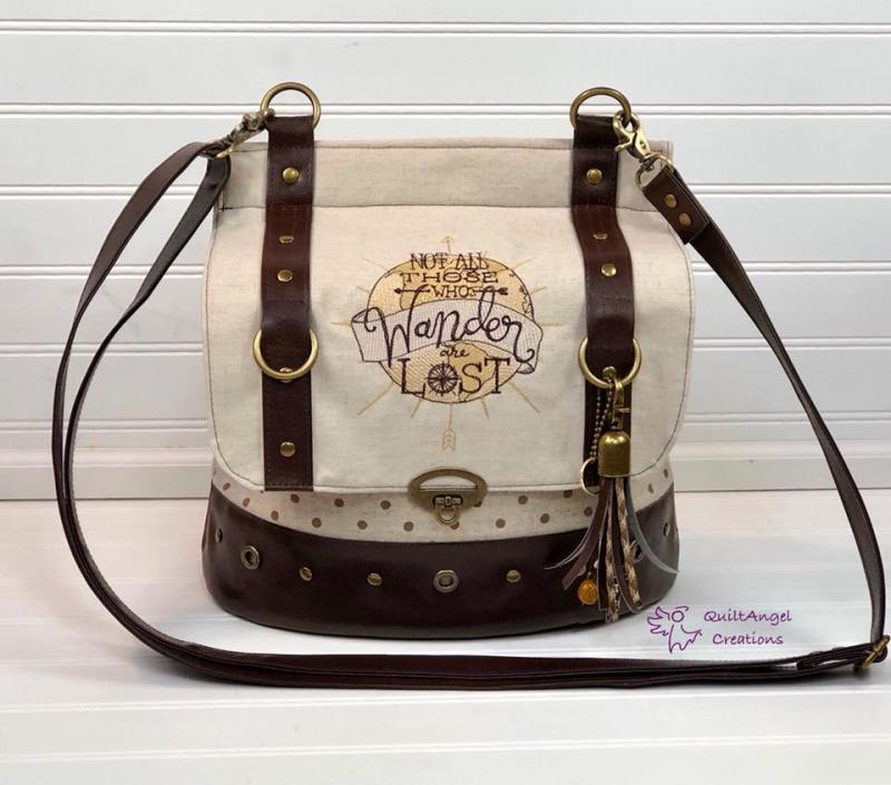 Elizabeth's Podium - A ChrisW Designs PDF Bag Sewing Pattern