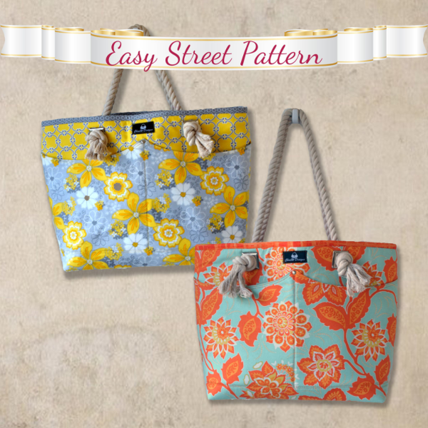 Abby's Alley - A ChrisW Designs Sew & Sell Pattern