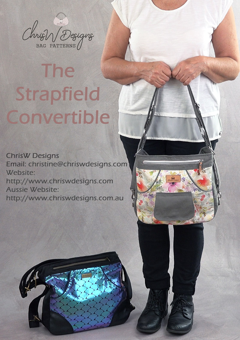 The Strapfield Convertible