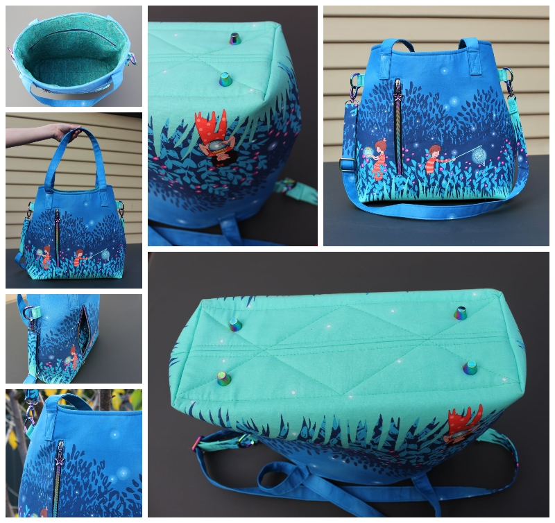 The Footloose Tote by Annie