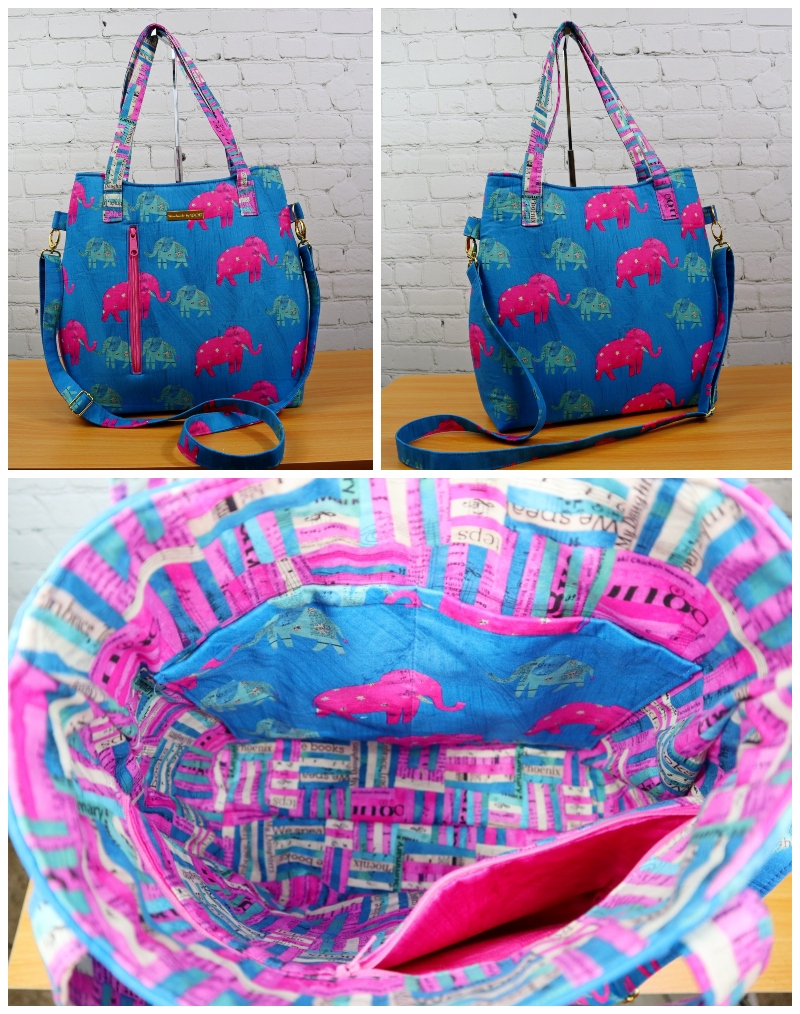 The Footloose Tote by Sandy